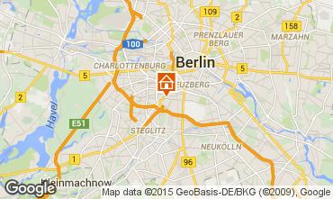 Mapa Berlim Apartamentos 81272