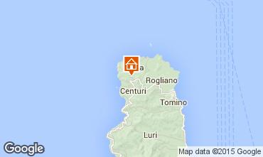 Mapa Ersa Casa de turismo rural/Casa de campo 90740