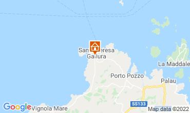 Mapa Santa Teresa di Gallura Apartamentos 115229