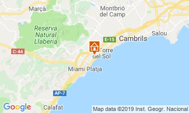 Mapa Miami Playa Casa 120250