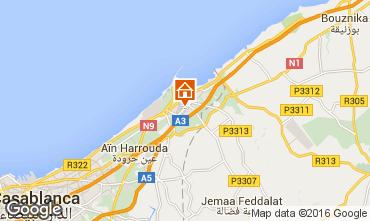 Mapa Mohammedia Apartamentos 103236