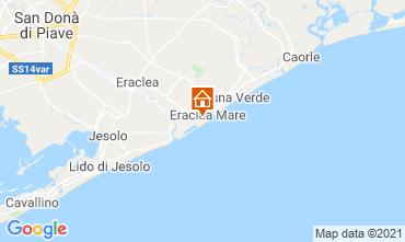 Mapa Eraclea Mare Estúdio 97384