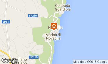 Mapa Marina di Novaglie Apartamentos 95698