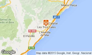 Mapa Tarragona Vivenda 98917