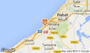 Mapa Rabat Apartamentos 41921