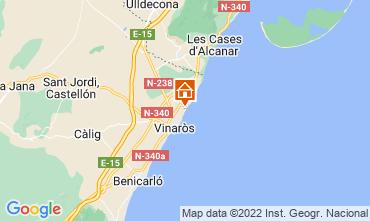 Mapa Vinaròs Vivenda 85085