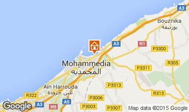 Mapa Mohammedia Apartamentos 80883