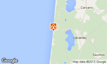 Mapa Lacanau Estúdio 86706