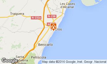 Mapa Vinaròs Vivenda 102775