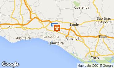 Mapa Vilamoura Vivenda 55253