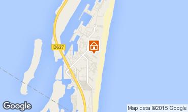 Mapa Port Leucate Apartamentos 80548
