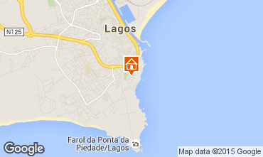 Mapa Lagos Apartamentos 56620