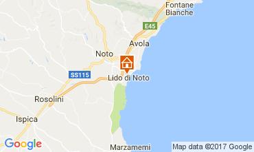 Mapa Avola Vivenda 102661