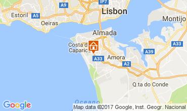 Mapa Lisboa Est�dio 91278