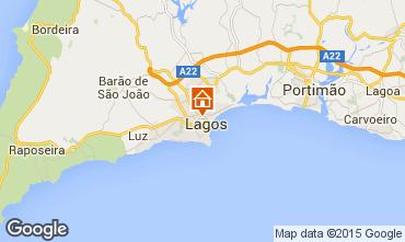 Mapa Lagos Apartamentos 79211