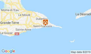 Mapa Saint Francois Apartamentos 31362