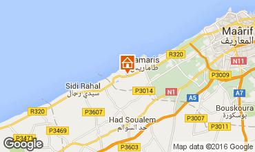 Mapa Casablanca Casa 73846