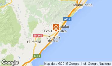 Mapa Tarragona Vivenda 98908