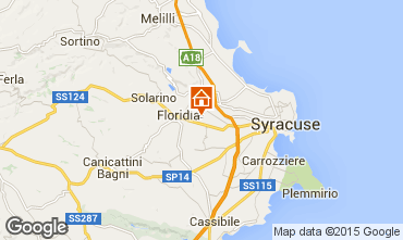 Mapa Siracusa Vivenda 101171
