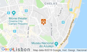 Mapa Lisboa Apartamentos 116868