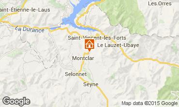 Mapa Saint Jean Montclar Estúdio 59268