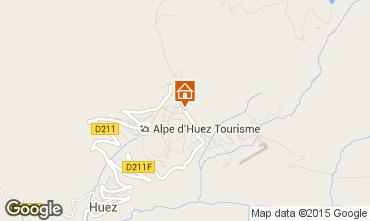 Mapa Alpe d'Huez Estúdio 96346