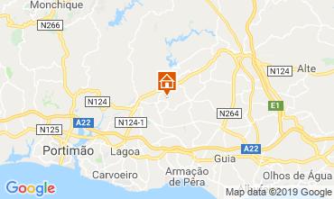 Mapa Silves Casa 106840