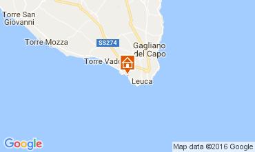 Mapa Santa Maria di Leuca Vivenda 95874