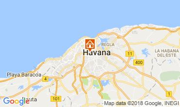 Mapa Havana Quarto de hóspedes 113566