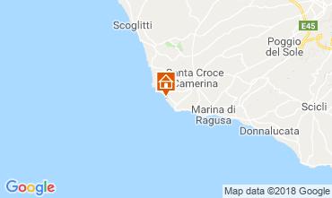 Mapa Punta Secca Vivenda 87513