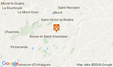 Mapa Besse - Super Besse Apartamentos 113242