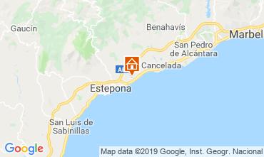 Mapa Estepona Vivenda 119361