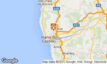 Mapa Viana do Castelo Vivenda 76712