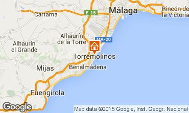 Mapa Torremolinos Est�dio 45979