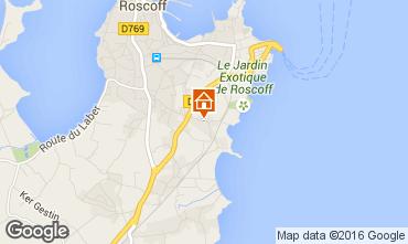 Mapa Roscoff Vivenda 102643
