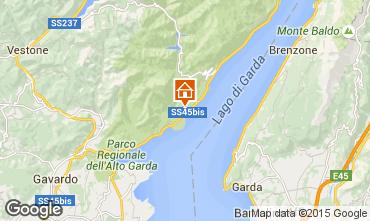 Mapa Toscolano-Maderno Apartamentos 80837