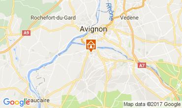 Mapa Saint Rémy de Provence Vivenda 111549