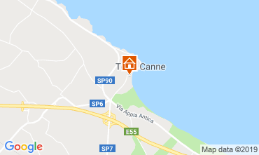 Mapa Torre Canne Estúdio 109776