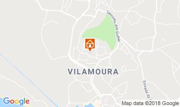 Mapa Vilamoura Apartamentos 112693