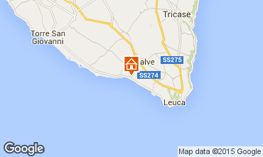 Mapa Torre Vado Casa 75666