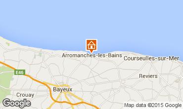 Mapa Arromanches Estúdio 93668