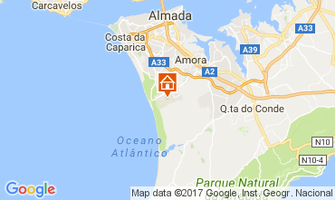 Mapa Lisboa Apartamentos 109987
