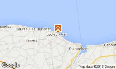 Mapa Luc sur Mer Apartamentos 92826