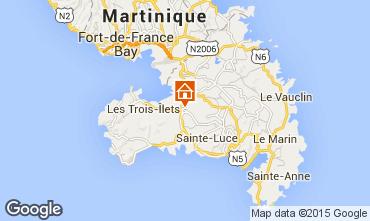 Mapa Rivière Salée Apartamentos 74689