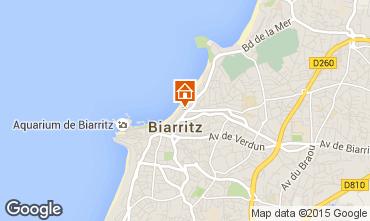 Mapa Biarritz Estúdio 44140