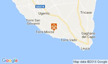 Mapa Pescoluse Vivenda 88850