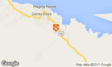 Mapa Sainte Rose Casa de turismo rural/Casa de campo 29670