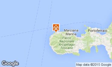 Mapa Marciana Apartamentos 69962