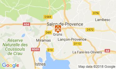 Mapa Grans Vivenda 114332