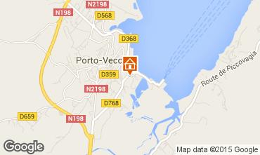 Mapa Porto Vecchio Apartamentos 82380